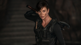 Here's The Official Trailer For 'The Old Guard', Charlize Theron's Upcoming Action-Thriller On Netflix