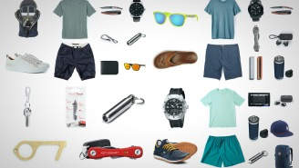 50 'Things We Want' This Week: Pocket Tools, Summer Essentials, Whiskey, And More