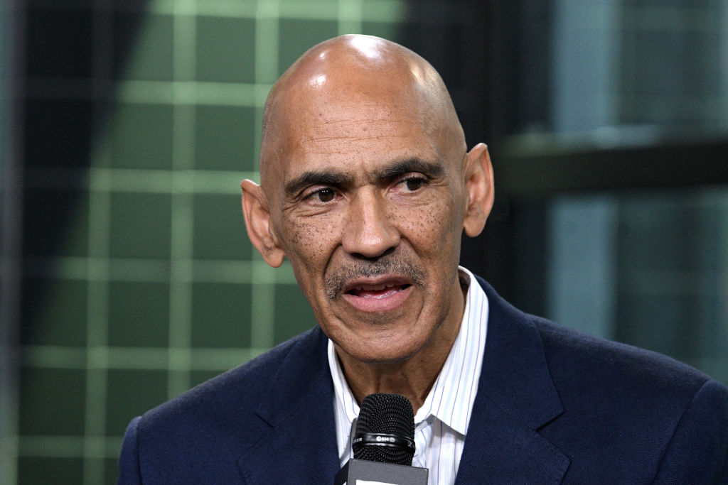 Tony Dungy Rooney Rule Opposition