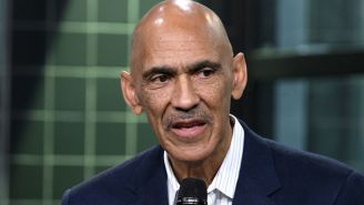 Tony Dungy Gives 3 Really Valid Reasons Why Compensating Teams For Hiring Minorities Will Backfire