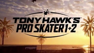 Tony Hawk's Pro Skater 1 And 2 Are Being Remastered: Here's The Trailer!
