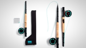 Get Outdoors And Catch Some Fish With The Unique 'First Cast Fly Rod' Setup From REYR Gear
