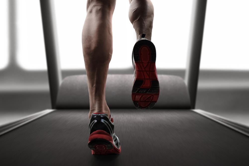 treadmill world record
