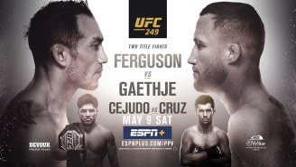 How To Watch UFC 249 On Saturday via ESPN+ Because… SPORTS ARE FINALLY BACK!