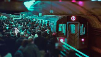 MTA Floating Plan That Would Make NYC Subway Riders Reserve Spots Using 'Ticketmaster Technology' To Keep People Spread Out