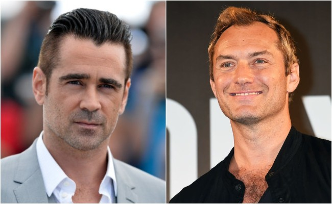 colin farrell and jude law