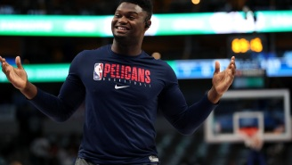 The NBA's Proposed Group Stage Idea Is Reportedly Just An 'Elaborate Plan' To Get Zion Williamson In The Playoffs