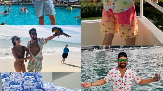 If These Tropical Bros Hawaiian Shirts Aren't Speaking To You, You Just Aren't Listening
