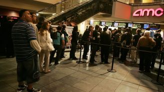 AMC Theaters Will Not Require Patrons To Wear Masks When They Re-Open