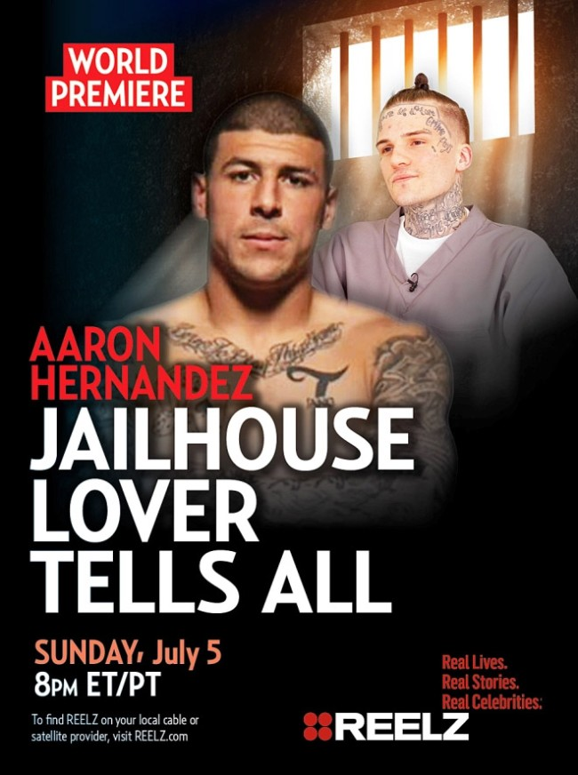 Aaron Hernandez Alleged Jailhouse Lover Set To Tell All Special