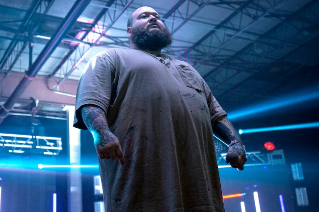 Action Bronson Weight Loss