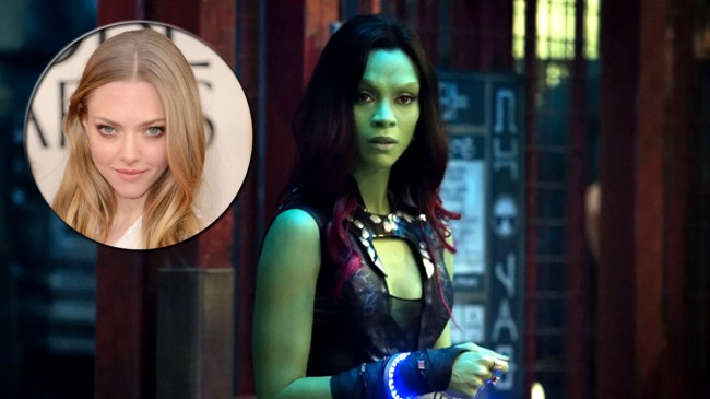 Amanda Seyfried On Why She Passed On Playing Gamora In Guardians