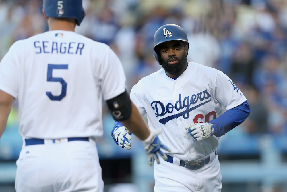 Former Dodgers Outfielder Andrew Toles Jailed For Sleeping Behind Florida Airport And Looks Unrecognizable In Mugshot