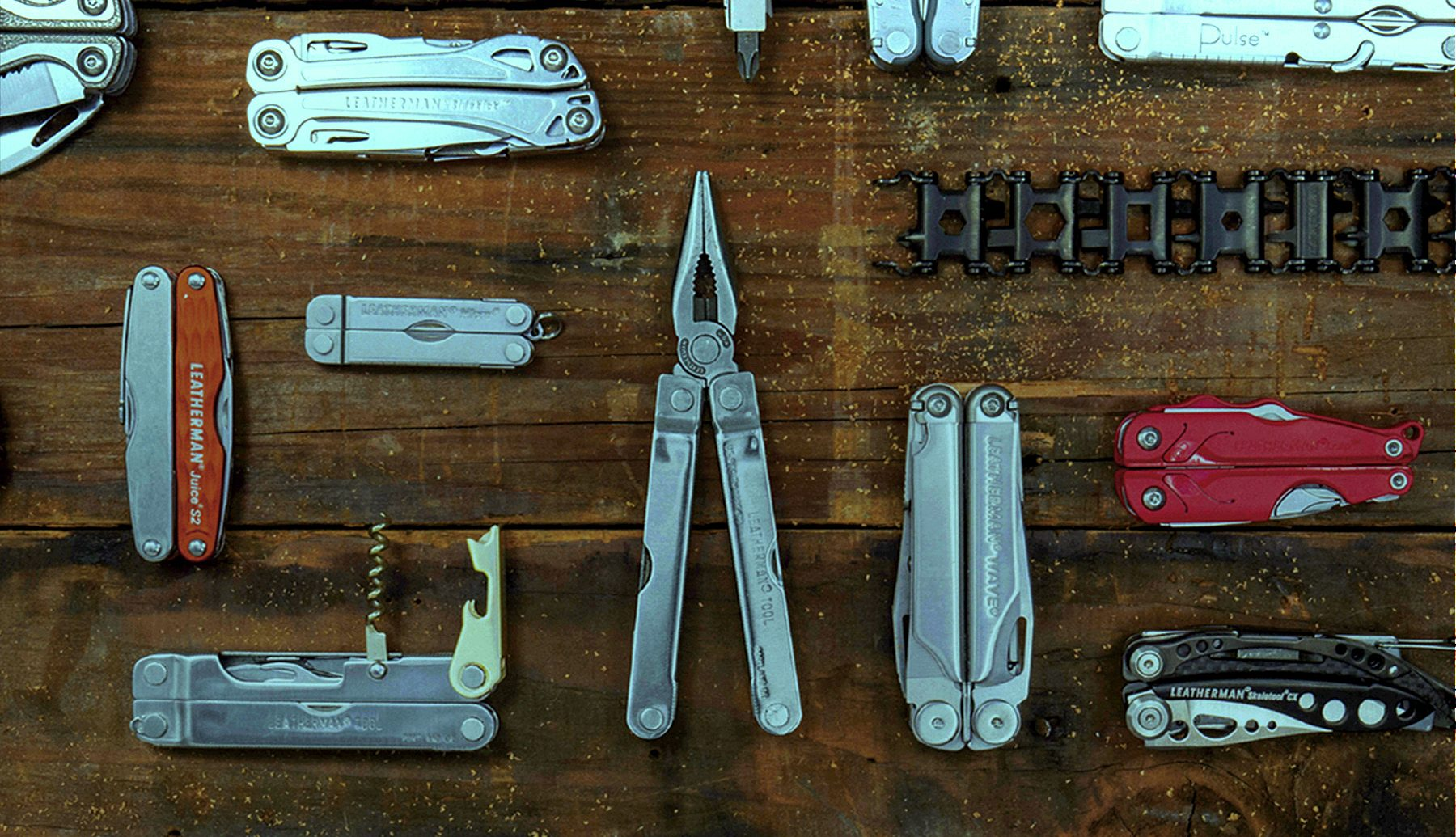 20 Leatherman Multi-Tools and Knives That Make Perfect Father's Day Gifts