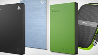 12 Best External Storage Devices/Hard Drives For The Gamer Or Anyone Who Just Needs More Space