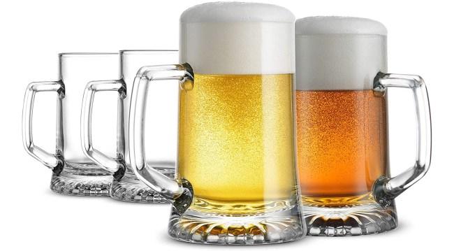Best Beer Glass Sets Deals Mugs