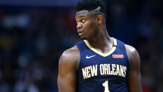 Zion Williamson Leaves NBA Bubble Due To 'Urgent Family Matter'