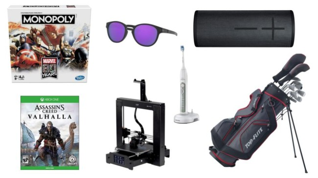 Daily Deals: Sunglasses, Golf Equipment, Board Games, 3D Printers And More!