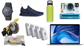 Daily Deals: Polaroids, Watches, Power Tools, Computers, adidas Sale And More!