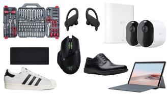 Daily Deals: Security Systems, Tool Sets, Beats Earphones, Clarks Sale And More!
