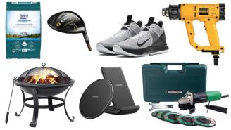 Daily Deals: Wireless Chargers, Fire Pits, Power Tools, Nike Sale And More!