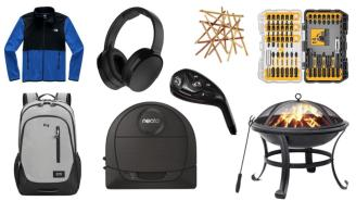 Daily Deals: Tool Sets, Backpacks, Headphones, The North Face Sale, Callaway Golf Club Sale And More!