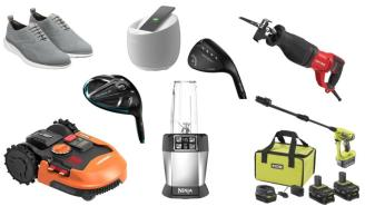 Daily Deals: Smart Speakers, Blenders, Robot Lawn Mowers, Levi's Sale And More!