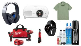 Daily Deals: Projectors, Smart Watches, Tool Kits, Lacoste Sale And More!