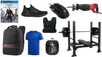 Daily Deals: Strength Equipment, Speakers, Backpacks, Running Shoes And More!