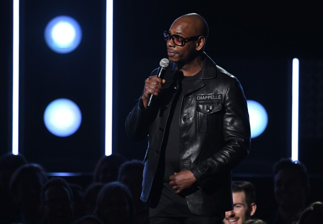 Dave Chappelle Stand-up police brutality