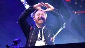 David Guetta Remixed MLK's 'I Have A Dream Speech' And The Internet Was Not Happy