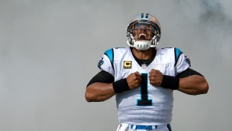 The Carolina Panthers Get Crushed By Their Fans For Not Including Cam Newton In Their 'GOAT' Panthers Player Poll
