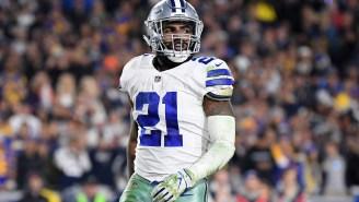 Several Cowboys And Texans Players Including Ezekiel Elliott Test Positive For Coronavirus