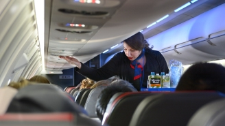 2020 Continues To Get Worse As Several Airlines Announce They're Banning Alcohol On All Flights