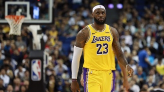 NBA Exec Says LeBron James Is 'Going To Make Sure Games Are Played' Despite Growing Concerns From Players Because He's Trying To Catch Michael Jordan