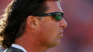 We've Learned Nothing About Mike Gundy That His Mullet Hasn't Already Told Us