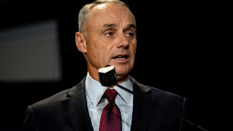 Baseball Fans Rip MLB Commissioner Rob Manfred To Shreds For Saying He's 'Not Confident' There Will Be A 2020 Season