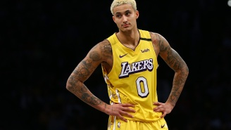 Kyle Kuzma Worried 'Smart Ring' NBA Players Will Use To Detect Coronavirus Symptoms Are 'Tracking Devices'