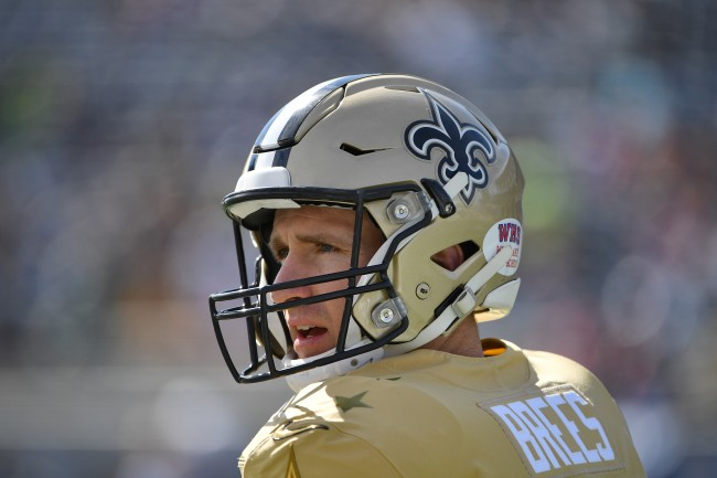 People Are Chanting 'F Drew Brees' At New Orleans Protest