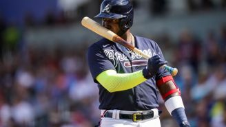 Braves Outfielder Marcell Ozuna's Wife Reportedly Arrested After Allegedly Hitting Him With Soap Dish