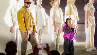 Kanye West Is Teaming Up With GAP On A Ten Year Fashion Deal