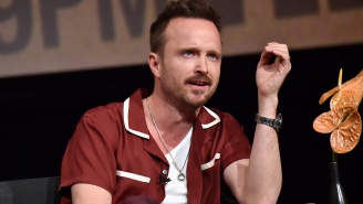 Aaron Paul Shines In Dramatic Celebrity-Heavy Pledge To Take Responsibility