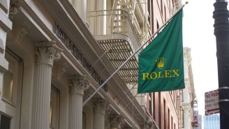 Looters Steal $2.4 Million Worth Of Watches From SoHo Rolex Store In New York City