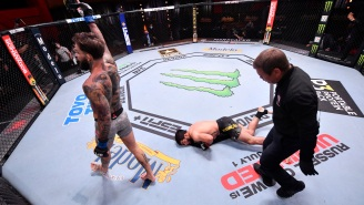 Cody Garbrandt Amazingly Knocked Out Raphael Assuncao At The Horn At UFC 250 And It's Definitely One Of The Best KOs Of The Year