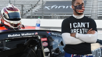 Son Of Former NASCAR Driver Mike Skinner Says Bubba Wallace Should Have Been Dragged Around With Noose For Destroying The Sport