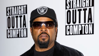 Rapper Ice Cube Loses His Mind And Posts Wild Anti-Semitic Conspiracy Theory On Twitter