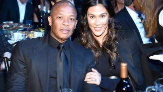 This 1995 Love Letter Dr. Dre Sent His Future Wife While She Was Still Married To An NBA Player Is The Stuff Of Moguls