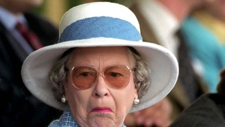People Are Pooping, Peeing All Over The Grounds Of The Queen's Estate