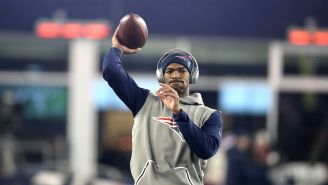 Jacoby Brissett Explains That He Didn't Want To Be Drafted By Patriots: 'Hell No, It Better Not Be Them'