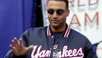 Derek Jeter Says He Would've Straight-Up Left NYC If The Yankees Lost To The Mets In The 2000 World Series